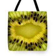 Kiwi Fruit Macro 2 Tote Bag