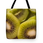 Kiwi For Lunch Tote Bag