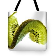 Kiwi With A Twist Tote Bag