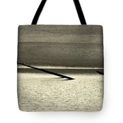 Klamath River Mouth - A Bliss Place Tote Bag