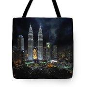 Klcc Tote Bag
