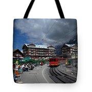 Kleine Schedegg Switzerland Tote Bag