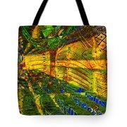 Klimt Covetous Tote Bag