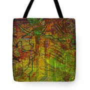 Klimt Honor Whole Tote Bag