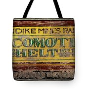 Klondike Mines Railway Tote Bag