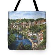 Knaresborough Yorkshire Tote Bag