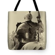 Knight 6 Tote Bag
