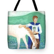 Knight Of Cups Tote Bag