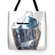Knight's Armor Tote Bag