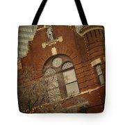 Knights Of Pythias Castle Hall Tote Bag
