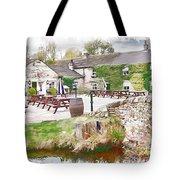 Knitsley Mill 5 Tote Bag