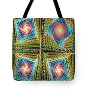 Knitting Tote Bag by Anastasiya Malakhova