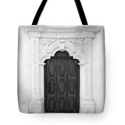 Knock And It Shall Be Opened Tote Bag