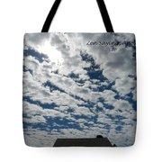 Knock On The Sky 2 Tote Bag