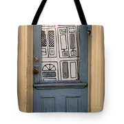 Knock Twice And Ask For Betty Tote Bag