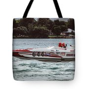 Knot Guilty Tote Bag