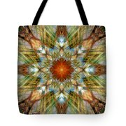 Knots Xvi Tote Bag by Kenneth Hadlock