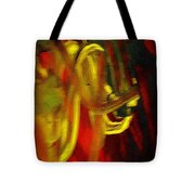 Knotted Silence Tote Bag