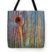 Knotty Plank #3b Tote Bag