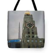 Know Now Tote Bag