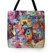 Know That This Is The Purpose Of The Creation To Deepen Knowledge And Thought On The Service Of G-d Tote Bag