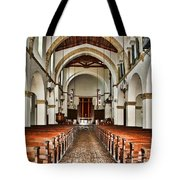 Knowles Memorial Chapel Rollins College 2 By Diana Sainz Tote Bag