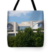 Knoxville Art Museum Tote Bag