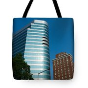 Knoxville Buildings Tote Bag