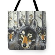 Knoxville Wolves Tote Bag