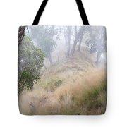 Misty Koa Ridge  Tote Bag