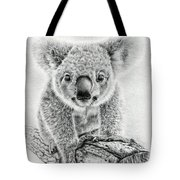 Koala Oxley Twinkles Tote Bag