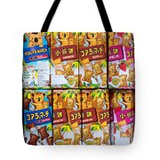 Koalas March Biscuits Tote Bag