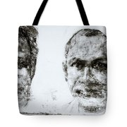 Men Of Cochin Tote Bag