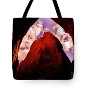 Kodachrome Cave Tote Bag