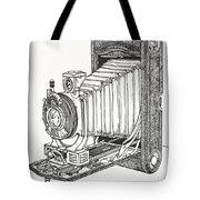 Kodak 3a Autographic Tote Bag