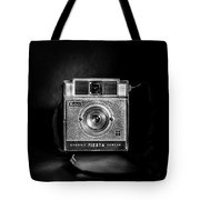 Kodak Brownie Fiesta Tote Bag