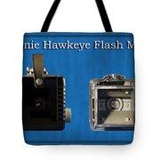 Kodak Brownie Hawkeye Camera Tote Bag