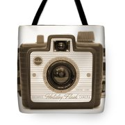 Kodak Brownie Holiday Flash Tote Bag