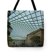 Kogod Courtyard #2 Tote Bag