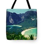 Koh Phi Phi ... Tote Bag