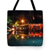 Koh Samui Beach Resort Tote Bag