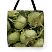 Kohlrabi Tote Bag