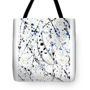 Koi Bekko Splash Tote Bag