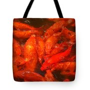 Koi Carp Tote Bag