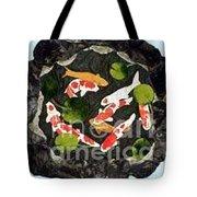 Koi Fest Tote Bag