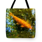 Koi Fish 1 Tote Bag