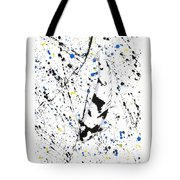 Koi Gin Rin Splash Tote Bag