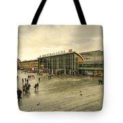 Koln Hauptbahnhof  Tote Bag