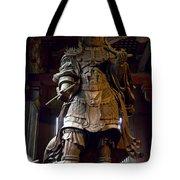 Komokuten Guardian King - Nara Japan Tote Bag