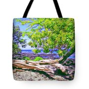 Kona Coast Tote Bag